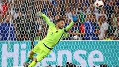 Lloris à une main