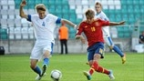 Karol Mets (Estonia) & Denis Suárez (Spain)