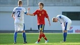 Denis Suárez (Spain) & Johannes Kukebal (Estonia)