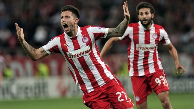 L'Olympiacos anéantit Montpellier