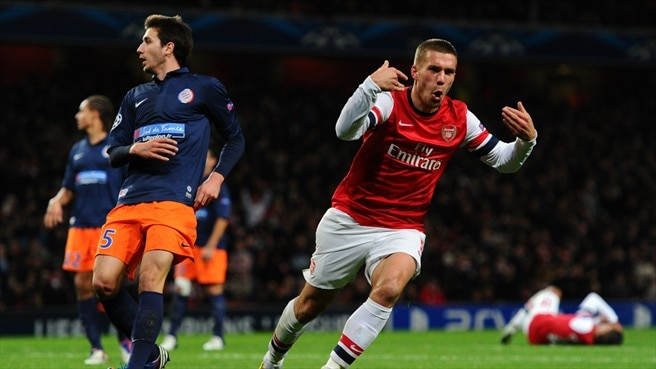 Arsenal-Montpellier réactions