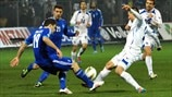 Sokratis Papastathopolous (Greece) & Vedad Ibišević (Bosnia and Herzegovina)