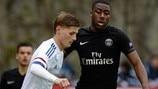 Kyle Scott (Chelsea) & Yakou Meite (Paris Saint-Germain)