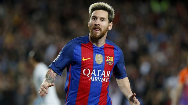 Messi punit City