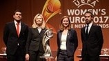 Group D coaches (Women's EURO Final Tournament Draw)