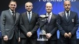UEFA European Under-21 Championship Final Tournament Draw