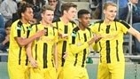 Youth League  : Maccabi Haifa - Dortmund