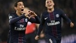 Paris-Barcelone : le match en images