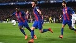 Barcelone 6-1 Paris : le match en images