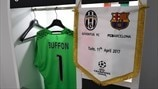 Coulisses : Juventus - Barcelone