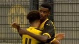 UEFA Youth League  : Dortmund passe six buts au Real