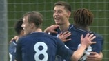 UEFA Youth League : Real Madrid 1-1 Tottenham