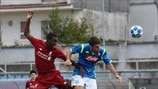 Temps forts Youth League : Napoli 1-1 Liverpool