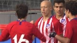 Youth League, temps forts : Atlético 3-0 Monaco