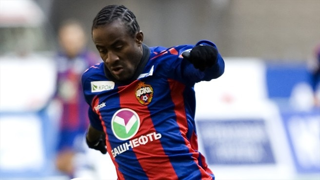 Doumbia blessé, le CSKA à court d'options