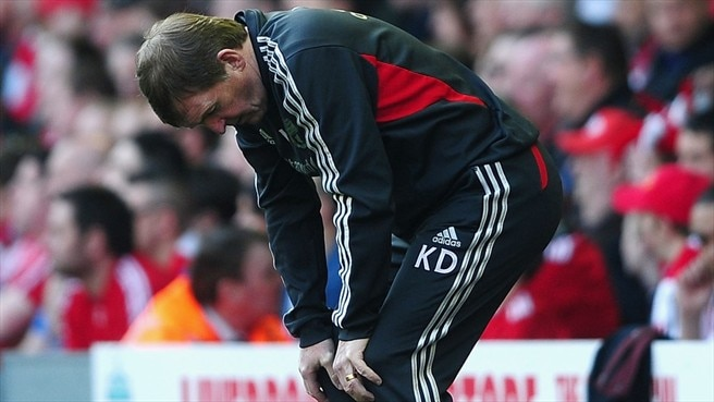Liverpool remercie Dalglish