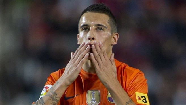 Tello prolonge son contrat à Barcelone