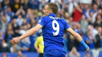 L'incroyable ascension de Jamie Vardy