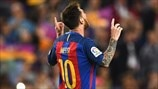 Top 100 des buteurs : Messi roi d'Europe