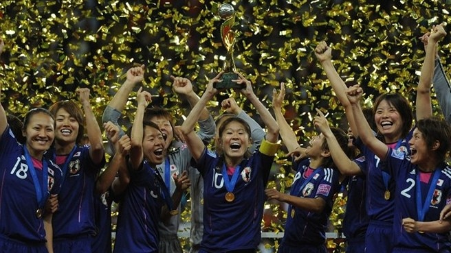Japan (Women's World Cup)