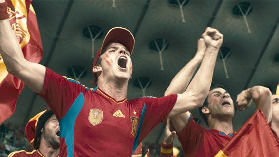 The Score, film officiel de l'UEFA EURO 2012