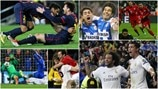 Les plus grands retours de la Champions League