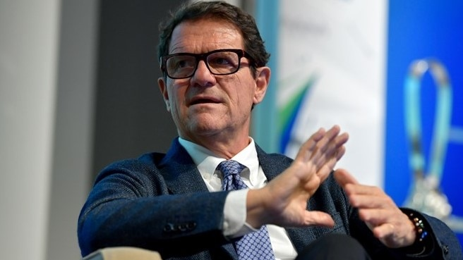 Capello aime l'UEFA Youth League