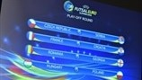 UEFA Futsal EURO 2018 play-off draw