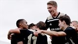 Youth League, temps forts : Ajax 3-0 Benfica