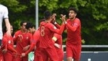 Phase de groupes : Portugal 2-1 Russie