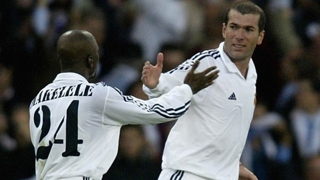 2001/02 : Un but en or pour Zidane et le Real