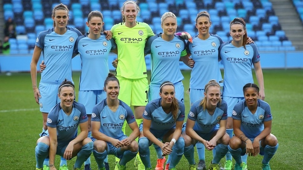 Manchester City squad picture