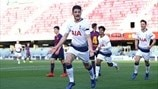 Youth League, temps forts : Barcelone 0-2 Tottenham