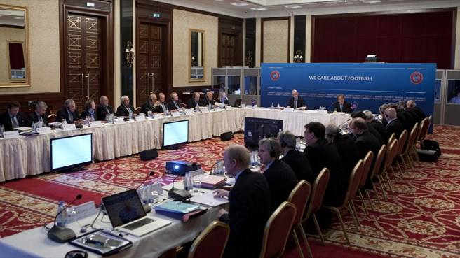 UEFA Executive Committee (Kyiv)