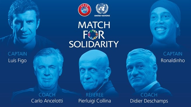 Match For Solidarity in Geneva